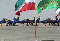 جنگنده بمبافکنهای ایرانی در رژه روز ارتش بی اثر بودن تحریمها را به دنیا ثابت میکنند