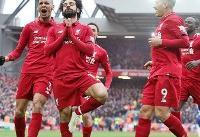 هفته ۳۴ لیگ برتر انگلیس؛ برتری لیورپول مقابل چلسی