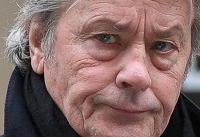 نخل طلای کن برای آلن دلون/ تقدیر از چهره افسانهای فرانسه