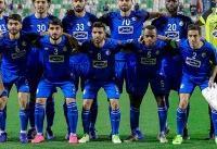 ترکیب تیم فوتبال استقلال برای دیدار با ماشین سازی اعلام شد