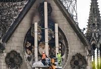 یک اتصال کوتاه الکتریکی، عامل آتشسوزی نوتردام