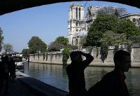 Anger followed Notre Dame grief for yellow vest protesters