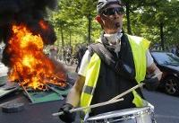 Paris: Yellow vest anger mixes with Notre Dame mourning