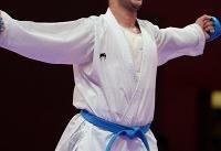 گنج زاده به دیدار نهایی صعودکرد/ تلاش ۳ کاراته کا برای مدال برنز