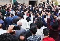 روحانی خبر داد: تامین اعتبار برای لوازم منزل سیلزدگان