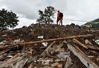رانش زمین در کلمبیا قربانی گرفت