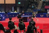 پیروزی پینگپنگبازان جوان ایران در اولین حضور جهانی