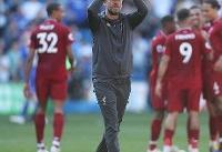کلوپ بهترین عملکرد لیورپول در تاریخ لیگ برتر را ثبت کرد
