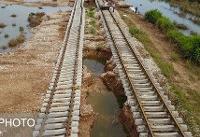 راهآهن شمال بازگشایی شد