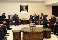 تاکید فیصل مقداد بر اهمیت روابط تهران و دمشق