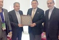 دیدار رئیس کمیته ملی المپیک با مسئولان جودوی آسیا و جهان