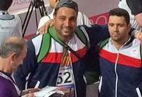 دو و میدانی قهرمانی آسیا؛ یک  طلا و یک  نقره در روز نخست