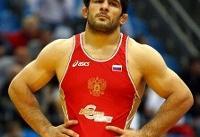 قهرمان روسی کشتی جهان و المپیک بدنبال تغییر تابعیت