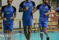 تیم ملی والیبال به آمریکا میرود؟