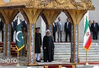 روحانی: خوشحالم که عمران خان میگوید پاکستان در هیچ ائتلاف جنگی شرکت ...