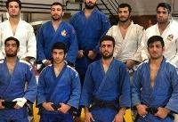 پایان کار تیم ملی جودو ایران در آسیا بدون کسب مدال