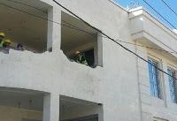 تخریب ویلای دختر وزیر سابق از سر گرفته شد