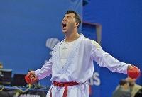 نایب قهرمانی تیم مردان در لیگ برتر کاراته وان مغرب