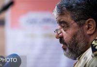 پیام تبریک سردار جلالی به سرلشکر سلامی