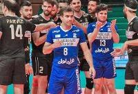 والیبال باشگاههای آسیا؛ اولین شکست شهرداری ورامین