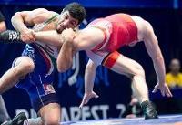 تیم ملی کشتی آزاد ایران قهرمان آسیا شد/ ۴ فینالیست در ۵ وزن دوم