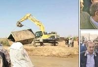 محسن هاشمی: در کنار سیلزدگان میمانیم