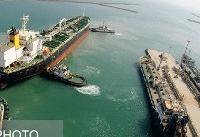 خدمههای لنج باری از غرق شدن در خلیج فارس نجات یافتند