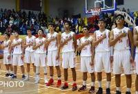 دعوت ۲۰ بازیکن به اردوی تیم ملی بسکتبال نوجوانان