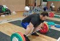 جدال ملیپوشان وزنهبرداری در لیگ برتر برای رفتن به مسابقات جهان