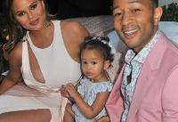 How Chrissy Teigen and John Legend, Jessica Simpson, Madonna, and More Celebrities Celebrated ...