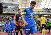 خسرو حیدری رسما از دنیای فوتبال خداحافظی میکند
