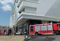تشریح علت آتشسوزی در مجتمع هایپرمی کرج