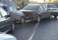 خودرو بعد از تصادف باید به گوشه خیابان هدایت شود