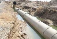 بهرهبرداری از طرح خط انتقال آب تصفیهخانه ماملو به فرونآباد پاکدشت