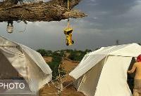 مالکان خانههای تخریب شده مازندران در سیل اخیر زمین دریافت میکنند