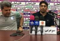 سرمربی استقلال خوزستان: روز به روز بهتر میشویم!
