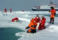 تشدید گرمای جهانی با ذوب شدن خاک منجمد در قطب شمال