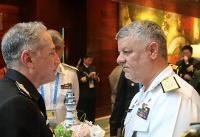 دریادار خانزادی: نیروی دریایی ایران و پاکستان در یک دوره طلایی تعامل و همکاری هستند
