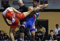 بهنام احسانپور به مدال طلا رسید