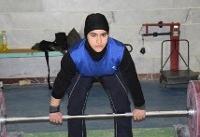بانوی وزنه بردار ایران: از الان خودم را برای مسابقات بعدی آماده میکنم