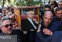 وداع با «بهمن کشاورز»