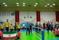 پیروزی تیم ملی والیبال نشسته ایران برابر روسیه