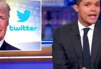 Trevor Noah Mocks Trump for Throwing a Tantrum Over How Many Twitter Followers He Has