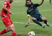 دو مدافع پرسپولیس در تیم منتخب هفته لیگ قهرمانان آسیا