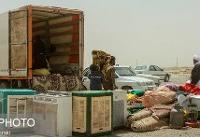 تدابیر ناجا برای نظم و امنیت در مناطق سیلزده