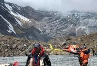 کوهنورد مالزیایی پس از دو روز در ارتفاع ۷۵۰۰ متری زنده پیدا شد