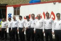 اعزام پنج تیم عملیات ویژه اورژانس به خوزستان