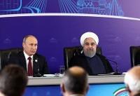 پوتین: در ماه اوت با روحانی و علی اف نشست سه جانبه خواهیم داشت