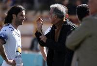 نوری: علی کریمی و کریم باقری بهترین فوتبالیستهای ایران هستند