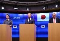 تاکید ژاپن و اتحادیه اروپا بر تداوم حمایت از برجام